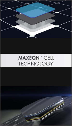 Maxeon Solar Cell Technology