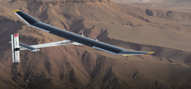 Sunpower Solar Impulse