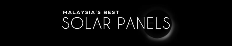 Solarah Best Solar Panels Malaysia